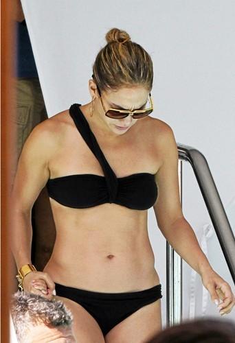 J'ai une carrure de rugbyman comme Jennifer Lopez...
