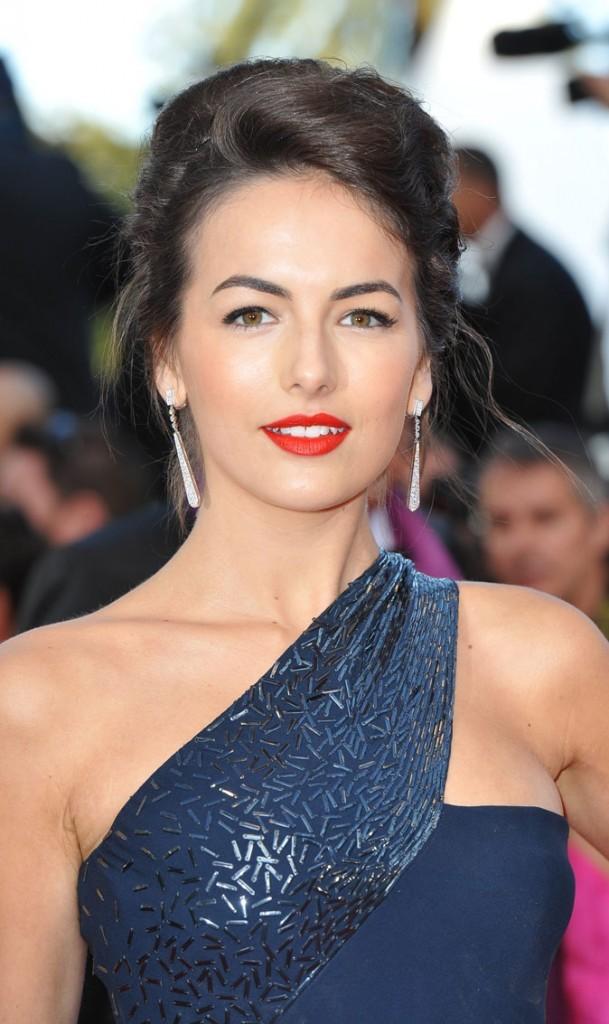 Festival de Cannes 2011 : la coiffure coque de Camilla Belle en 2010 !
