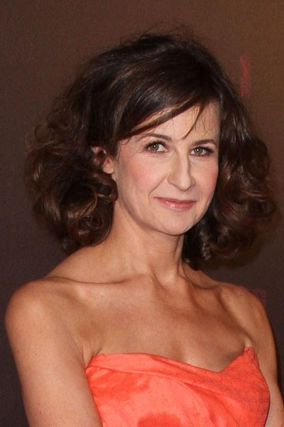 Coiffure César 2011 : le brushing gonflé de Valérie Lemercier