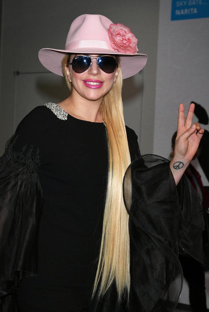 Cheveux : Tendance : La crinière interminable : Lady Gaga