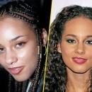 Alicia Keys : avant/après une chirurgie du nez