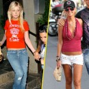 Tara Reid : avant/après une liposuccion