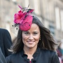 Star brune : les cheveux marron chocolat de Pippa Middleton