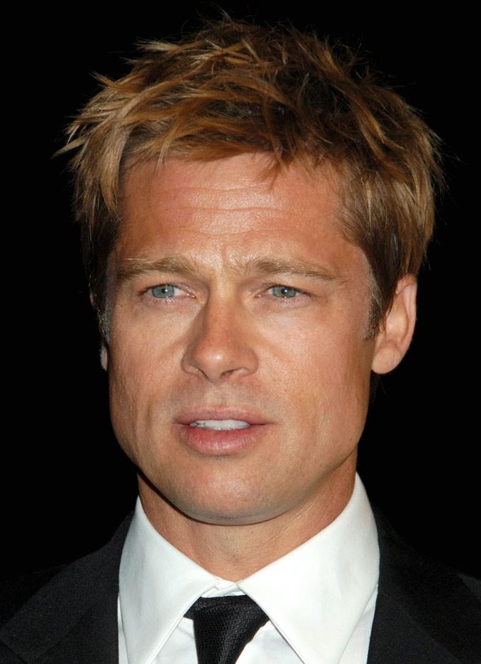 Coiffure de Brad Pitt : la mèche de Tintin en 2007