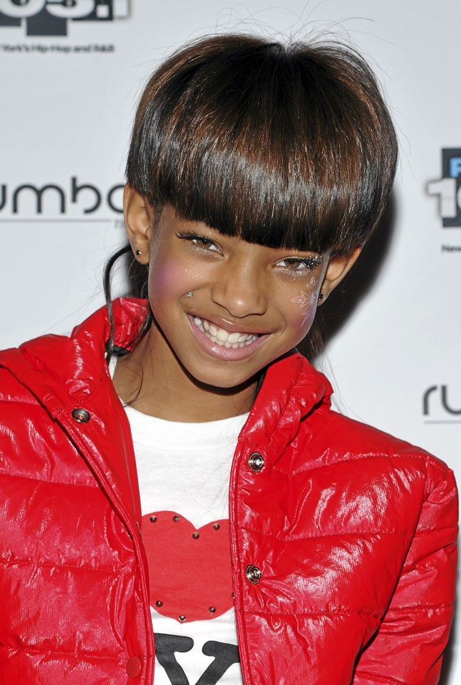 Coiffure de star 2011 : la coupe de Willow Smith à éviter