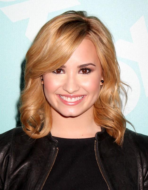 Demi Lovato en mai 2013