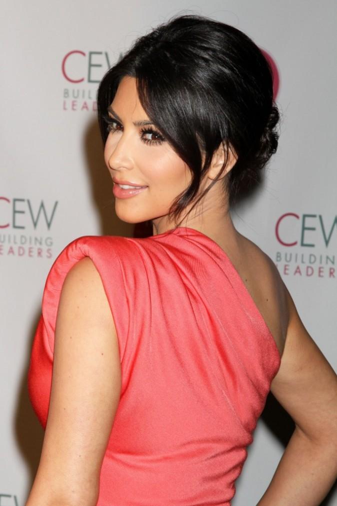 Mai 2010 : coiffure glam pour soirée de gala