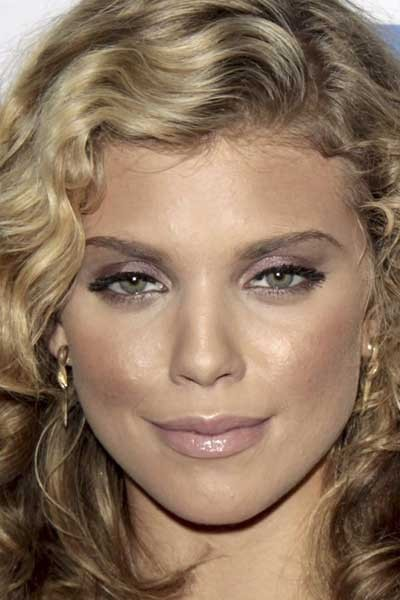 Maquillage de star : le make-up irisé d'AnnaLynne McCord
