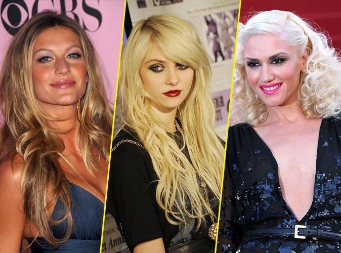 Coiffure : quelle star blonde est la plus sexy ?
