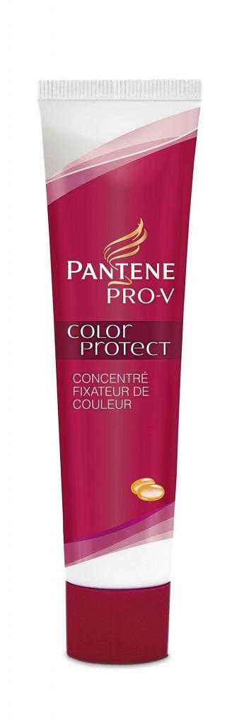 Le concentré fixateur de couleur Color Protect, Pantene Pro-V, pour un joli balayage tie & dye