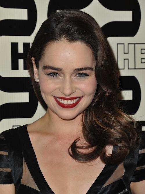 Emilia Clarke, le 13 janvier 2013 !