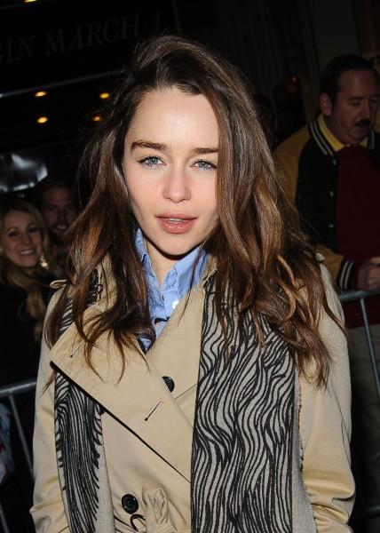 Emilia Clarke: un canon de beauté!
