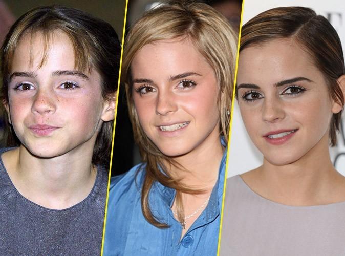 D'Hermione Granger à l'égérie Lancôme : les coiffures d'Emma Watson !