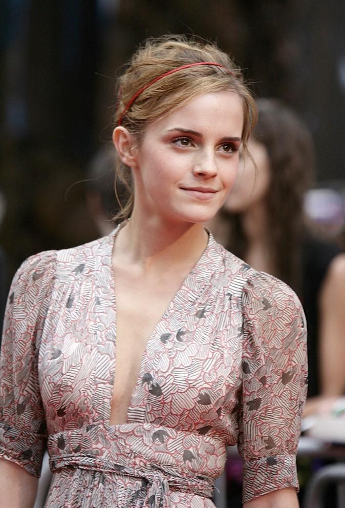 Le bandeau d'Emma Watson en Juillet 2009 !