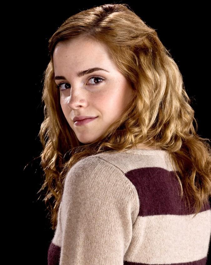 Les boucles d'Hermione Granger en Mai 2009 !