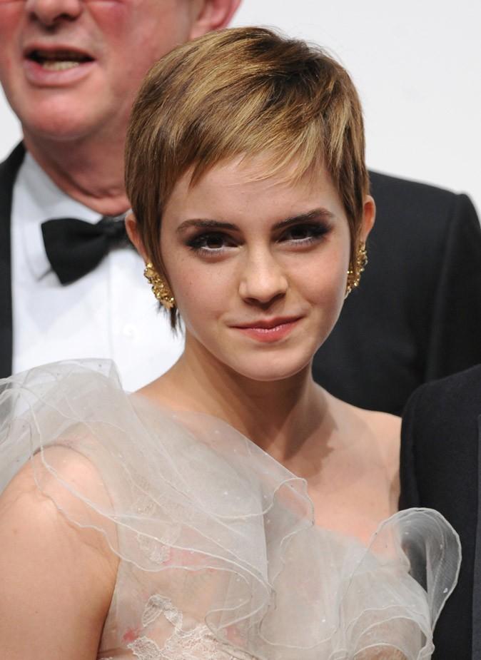 Les cheveux méchés d'Emma Watson en Février 2011 !