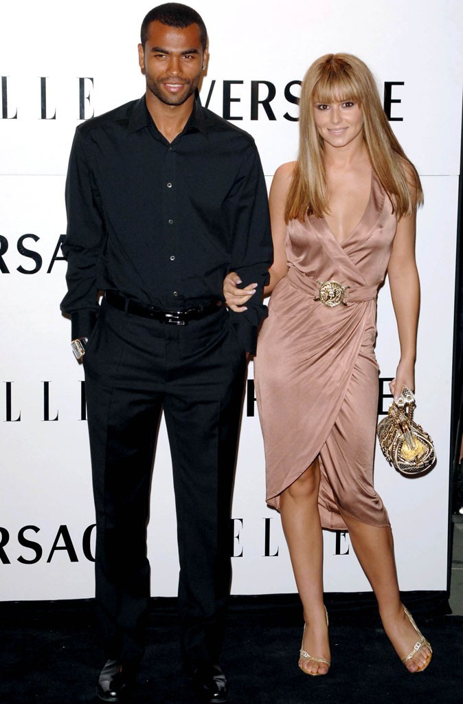 Cheryl Cole en Septembre 2006 : une frange !