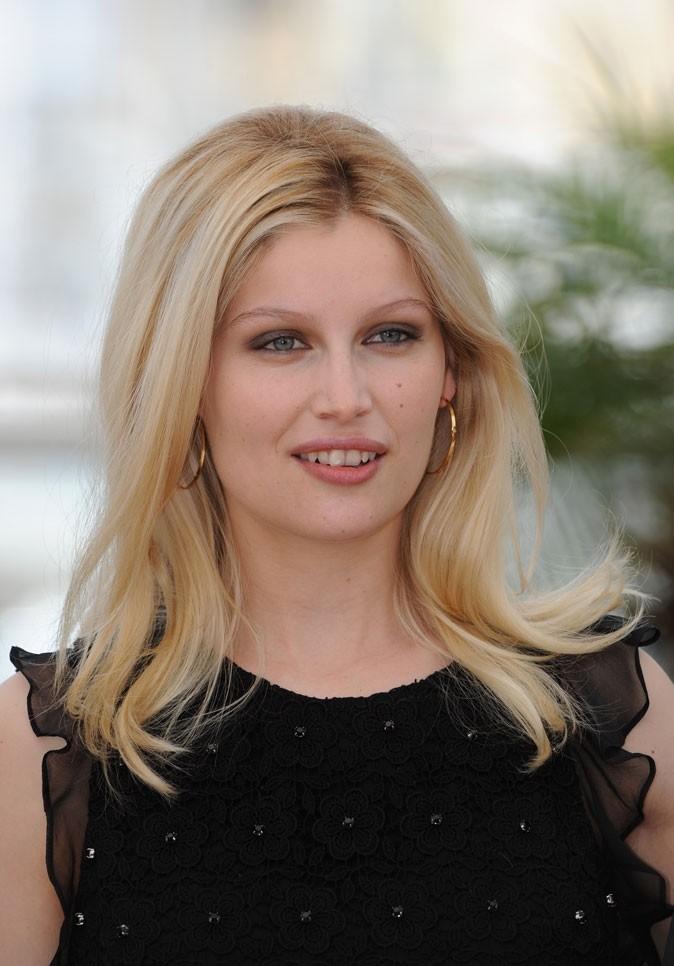 Coiffure de Laetitia Casta en 2009 : blonde pour interpréter Brigitte Bardot !