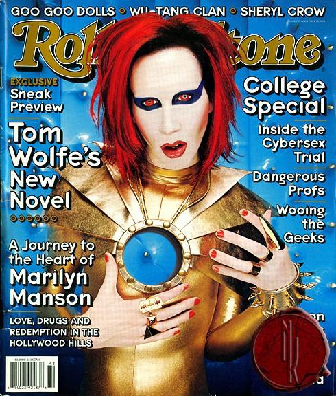 Marilyn Manson en 1998