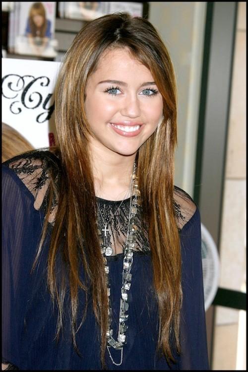 Miley Cyrus en 2009