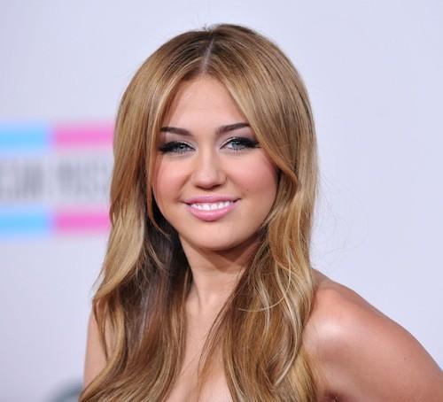 Miley Cyrus en 2010