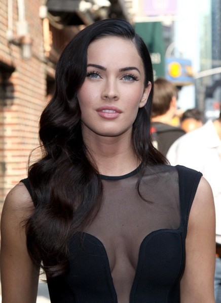 Megan Fox et ses ondulations