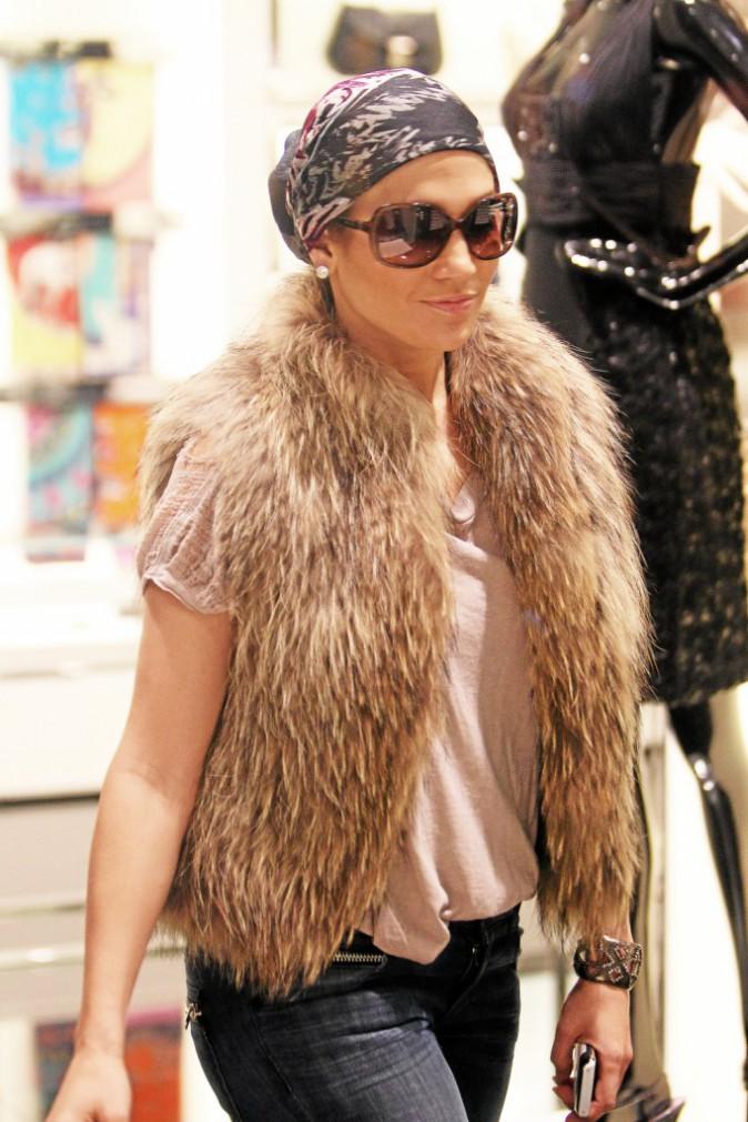 Elle a abusé et est devenue un bonnet d'âne: Jennifer Lopez