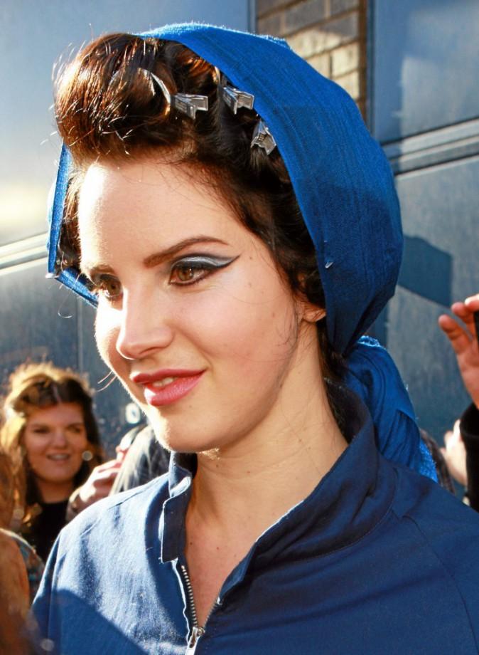 Elle a abusé et est devenue un bonnet d'âne : Lana Del Rey