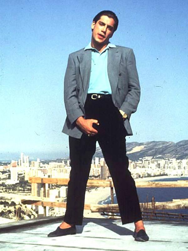 Retour sur le CV capillaire de Javier Bardem au cinéma