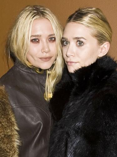 Chez les Olsen les cheveux gras c'est un truc de famille !