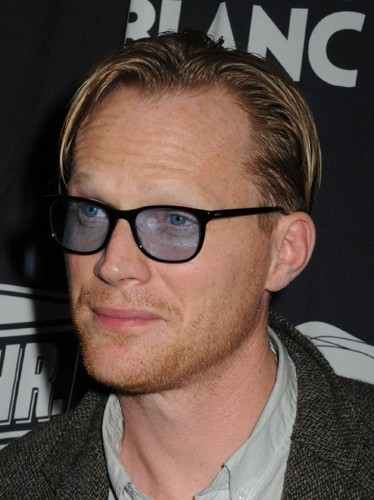 Paul Bettany adepte des cheveux gras