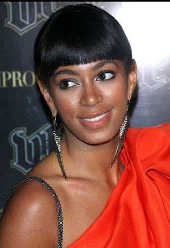 Solange Knowles en mai 2009