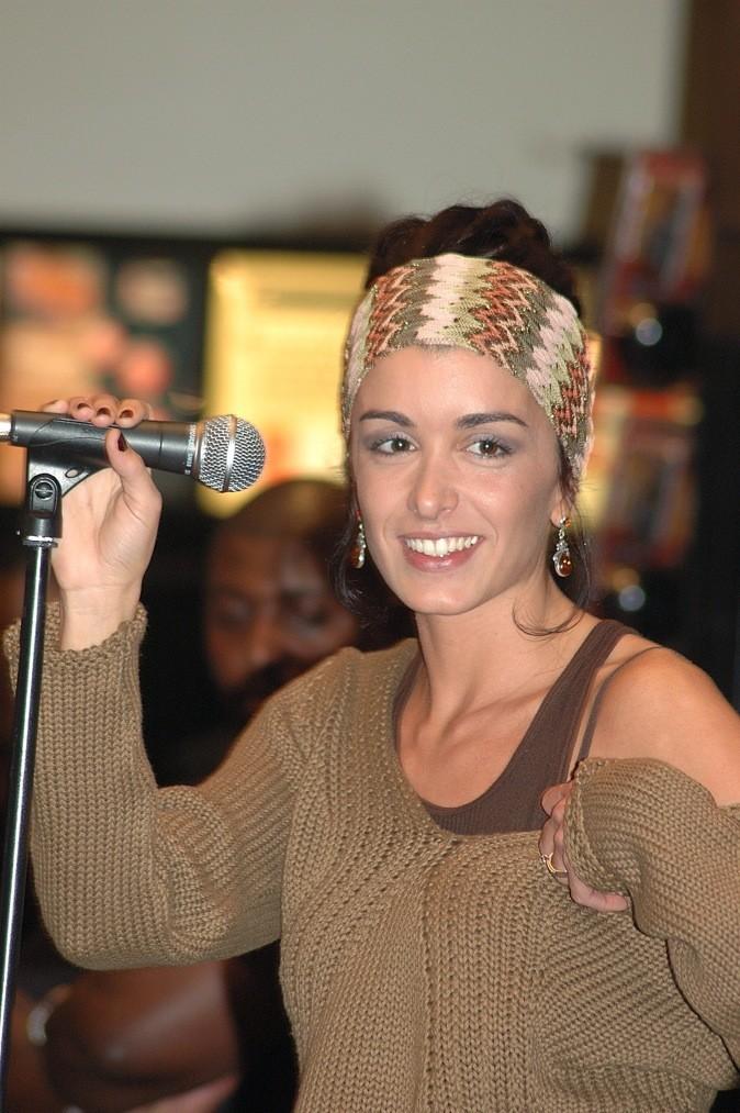 Octobre 2005 : un bandana bohème