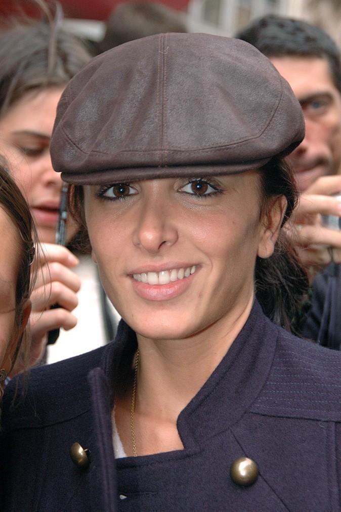 Octobre 2005 : une casquette chic