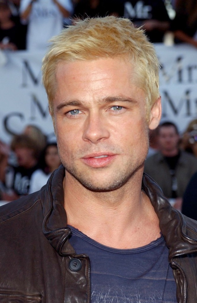 Brad Pitt en 2005