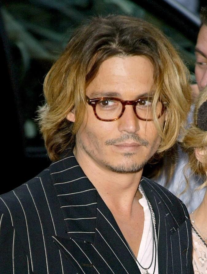 Johnny Depp en 2003