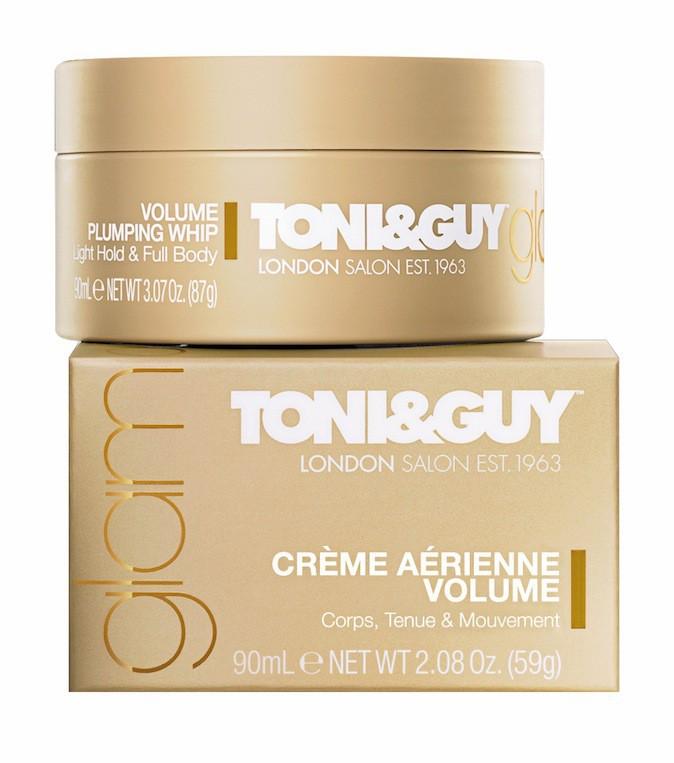 Crème aérienne, Volume, Toni & Guy 8,90€