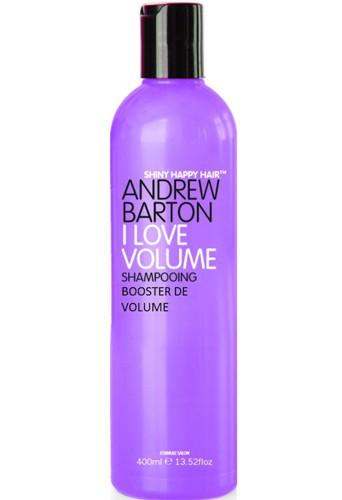 Shampooing, I Love Volume, Andrew Barton, chez Monoprix 5,99€