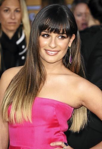 Lea Michele et son tie & dye !