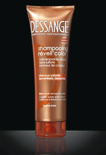 Shampooing Réveil' Color, Dessange