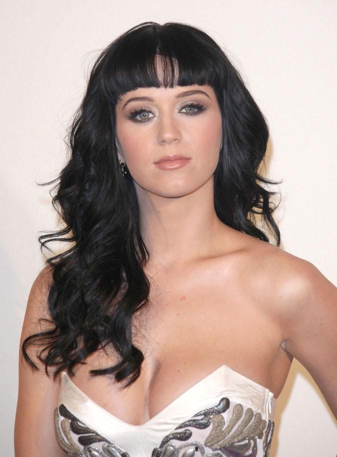 Katy Perry avec une frange