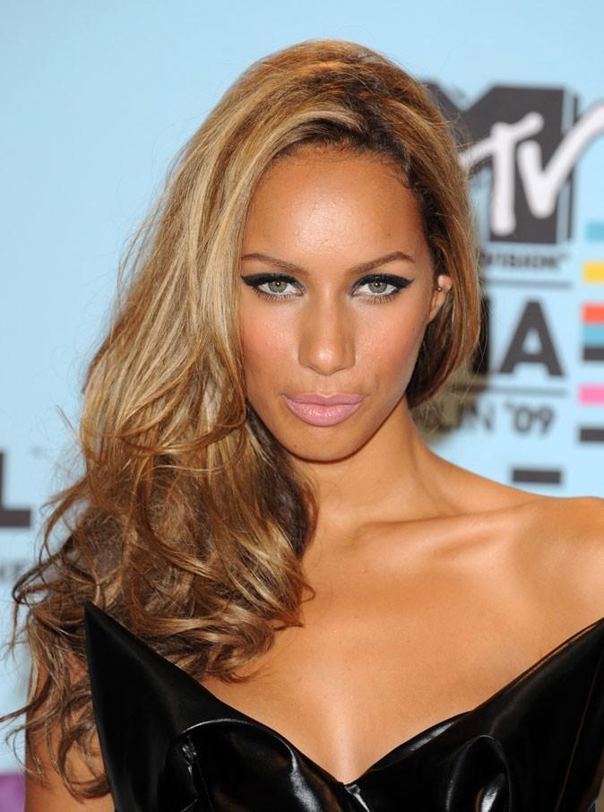 Leona Lewis sans frange