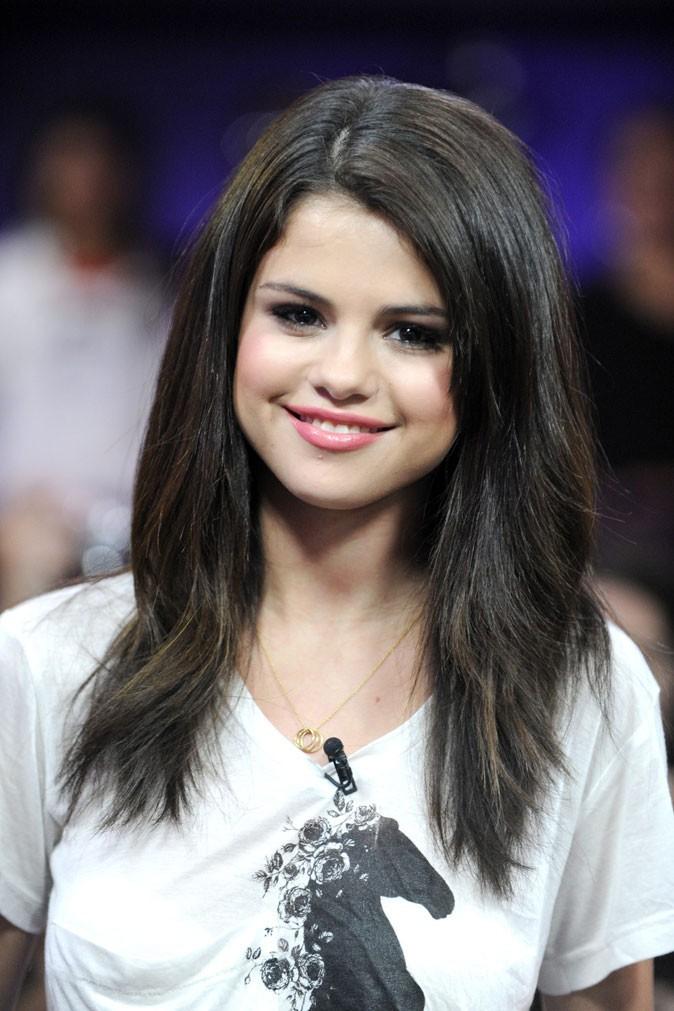 Selena Gomez sans frange