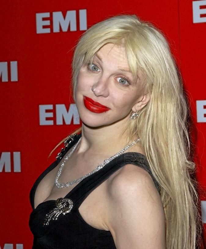Courtney Love : avec des extensions !