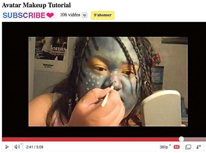 Conseils maquillage : les vidéos de Glowpinkstah