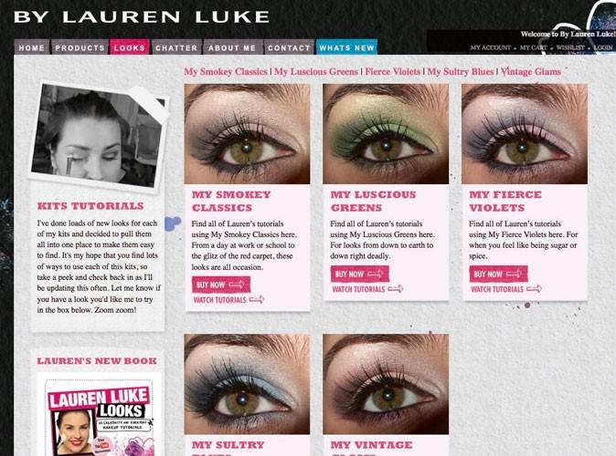 Conseils maquillage : les vidéos de Lauren Luke