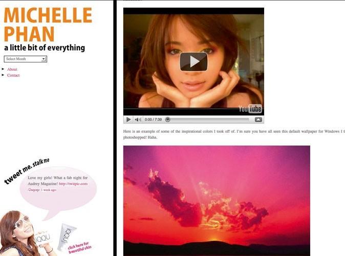 Conseils maquillage : les vidéos de Michelle Phan