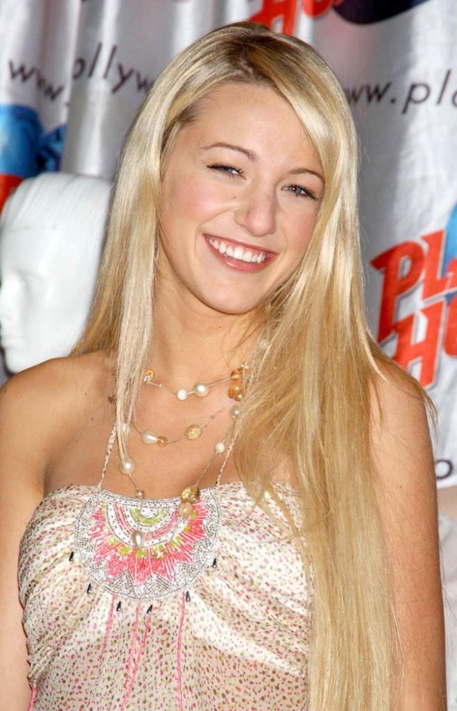 Blake Lively en 2005 : s'est-elle fait refaire les dents ?