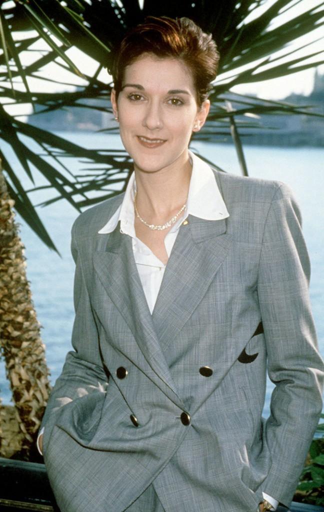 Céline Dion en 1995 : s'est-elle fait refaire les dents ?