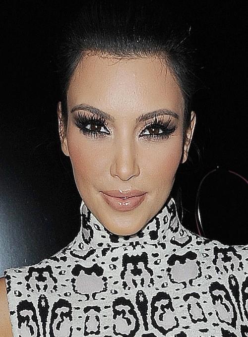 Focus sur Kim Kardashian : ses maquillages ratés !